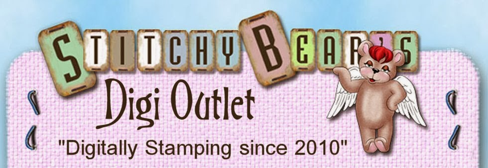 STITCHY BEAR DIGI OUTLET: