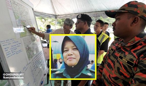 Kes Guru Besar Hilang: Suami Jashiah Yakin Isteri Masih Selamat