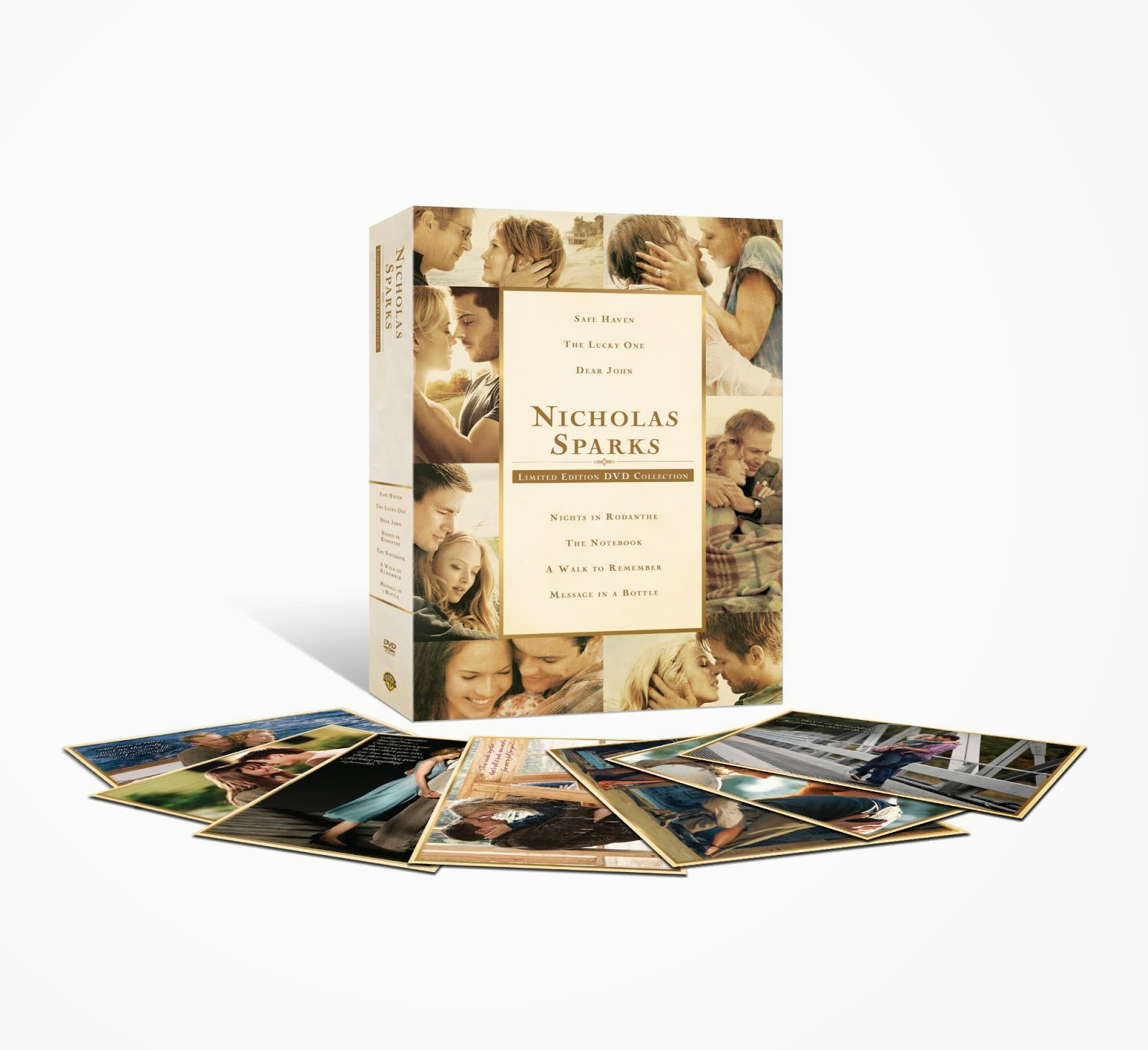 Mommy Katie: #Giveaway Nicholas Sparks Limited Edition DVD ...