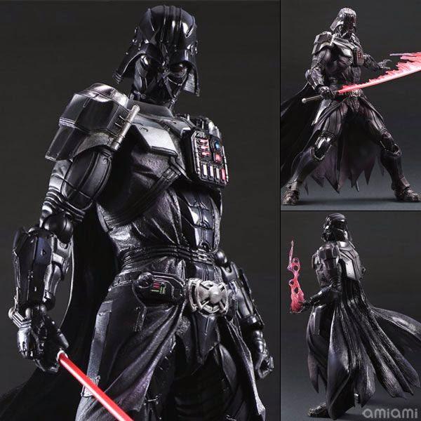 figura Darth Vader Square