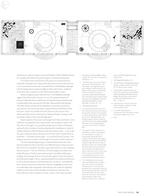 paper for emerging architectural research