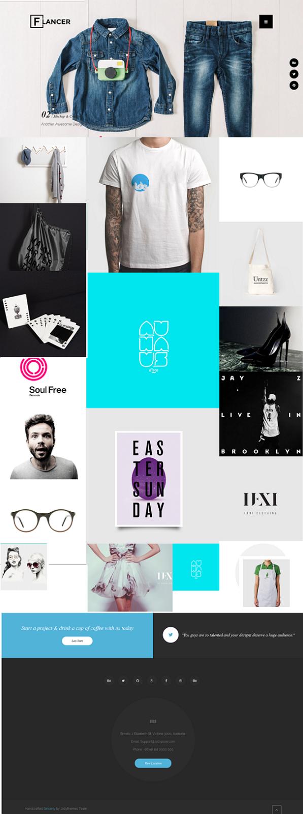 best html theme