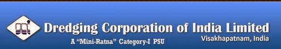 dredge-india.nic.in Dredging Corporation  Logo
