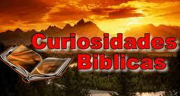 Curiosidades Biblícas