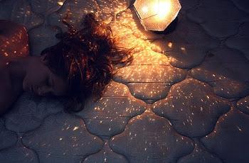 Eu nunca consigo deitar e dormir ...