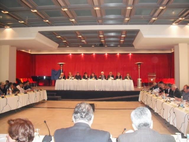 «Καρφιά και πρόκες» στο περιφερειακό Συμβούλιο