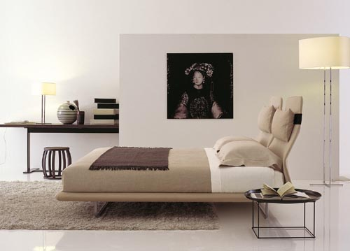 Pink Leaf Villa Contemporary Beds Design From Boconcept Bedroom - Boconcept bedroom furniture