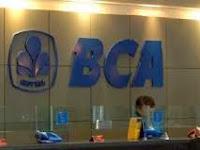 LOWONGAN KERJA STAF INTERNATIONAL BANKING BANK BCA NOVEMBER 2014