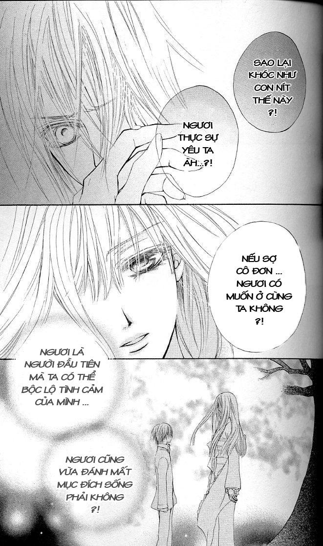 Vampire Knight Chapter 20 - Trang 42