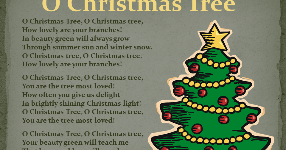The Christmas Tree Song Part - 37: Child Care Basics Resource Blog - Successful Solutions Training In ...
