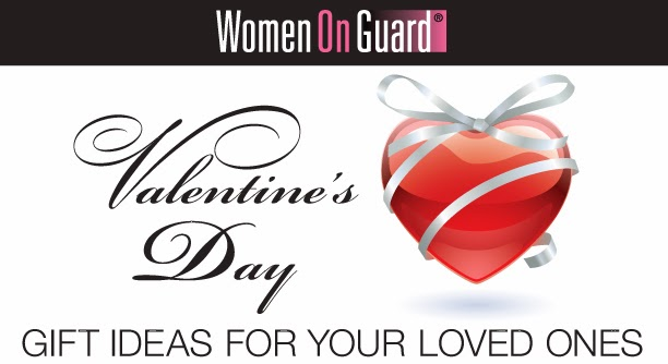 Valentine's Day is a holiday for people to express their love and what better way to do that, than with a unique,self defense gift.