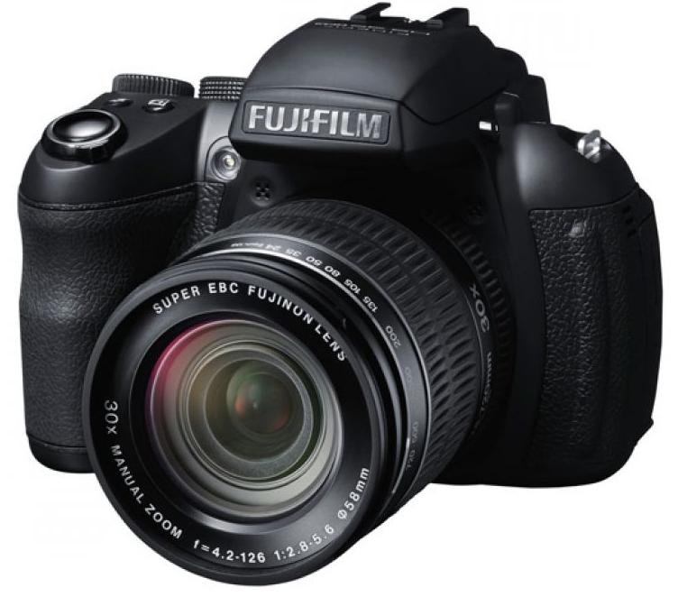 Spesifikasi  Fujifilm Finepix HS35 EXR -+16 MP - Hitam