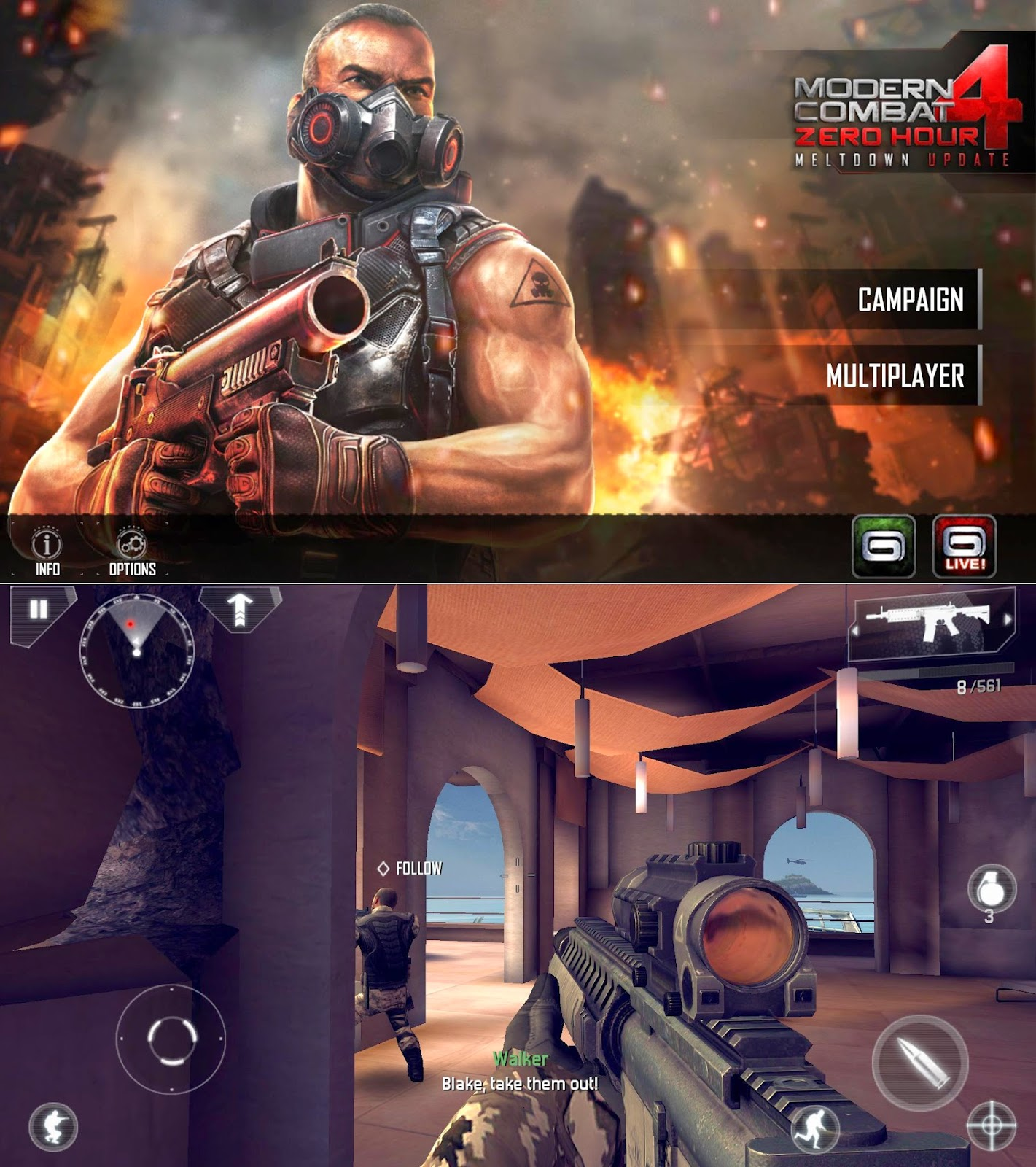Kata Digital M1 Review, Colossal Inside and Out Modern Combat 4