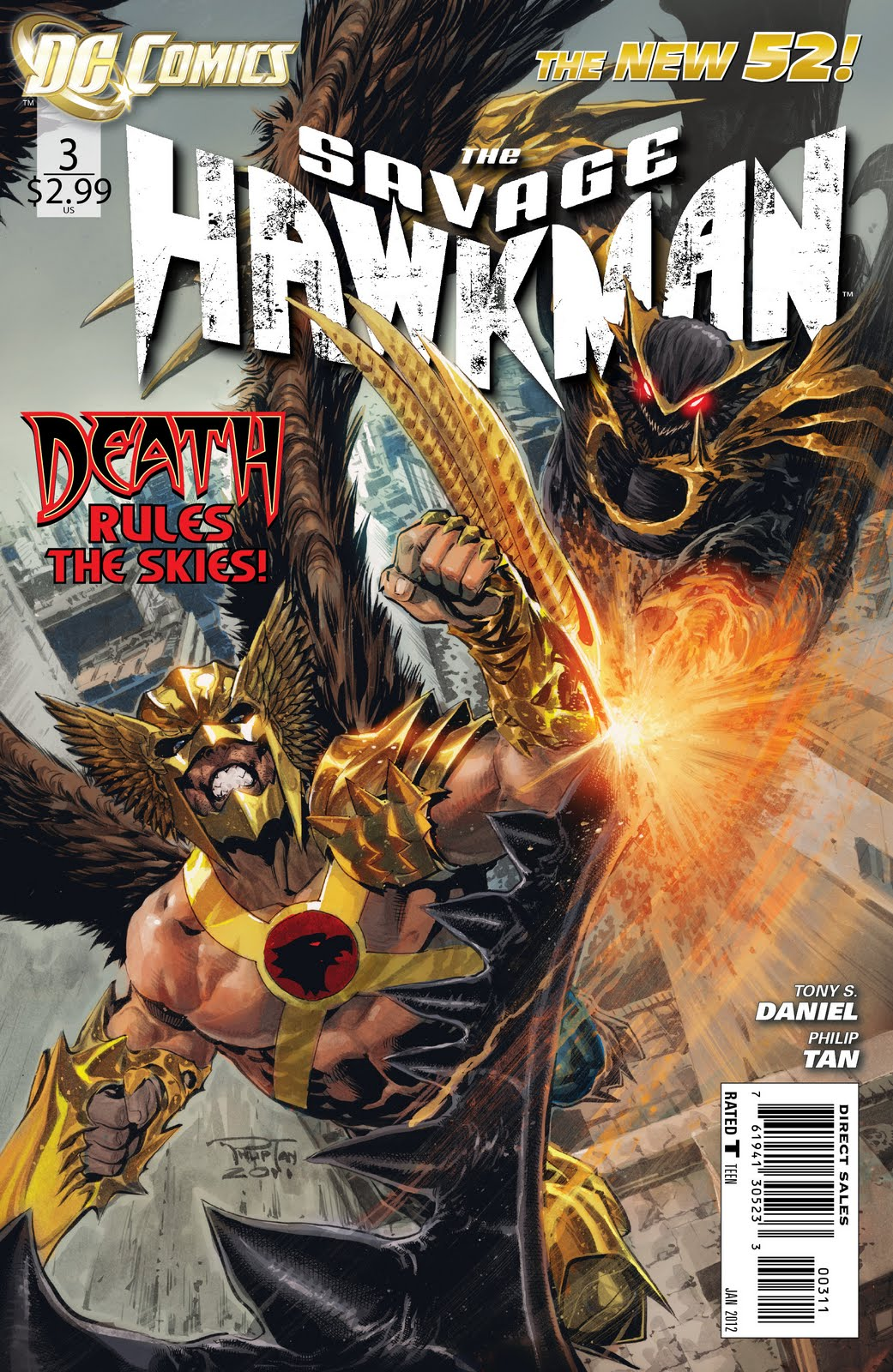 being carter hall  savage hawkman  3 preview