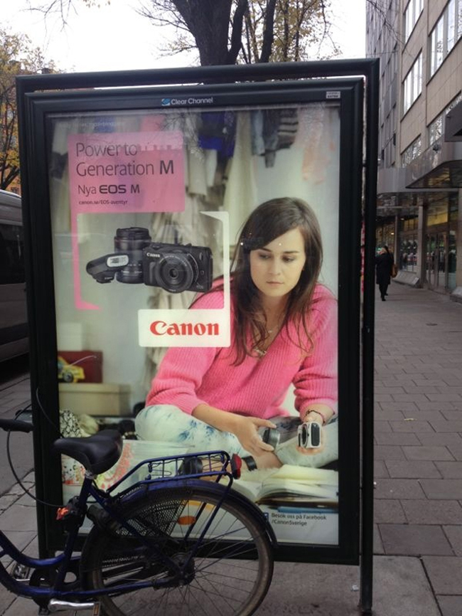 The Canon EOS M – The Fashion Blogger's New Best Friend?