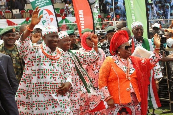 PDP Presidential Campaign Rally in Benin City