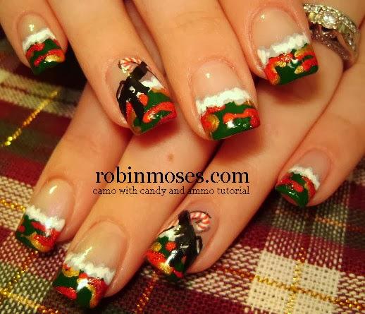 Nail Art Sexy Christmas Nails Christmas Nail Art Snowman Nails