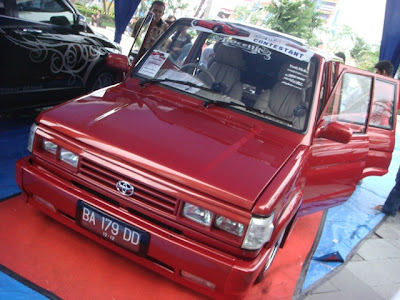 gambar modifikasi kijang grand ekstra