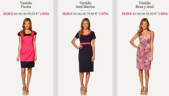Vestidos desde 19 euros