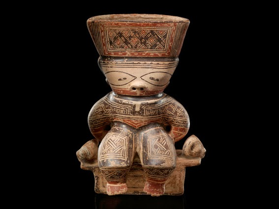 'Cerámica de los Ancestros: Central America's Past Revealed' at The National Museum of the American Indian, New York