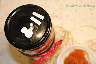 Cà chua chutney 1