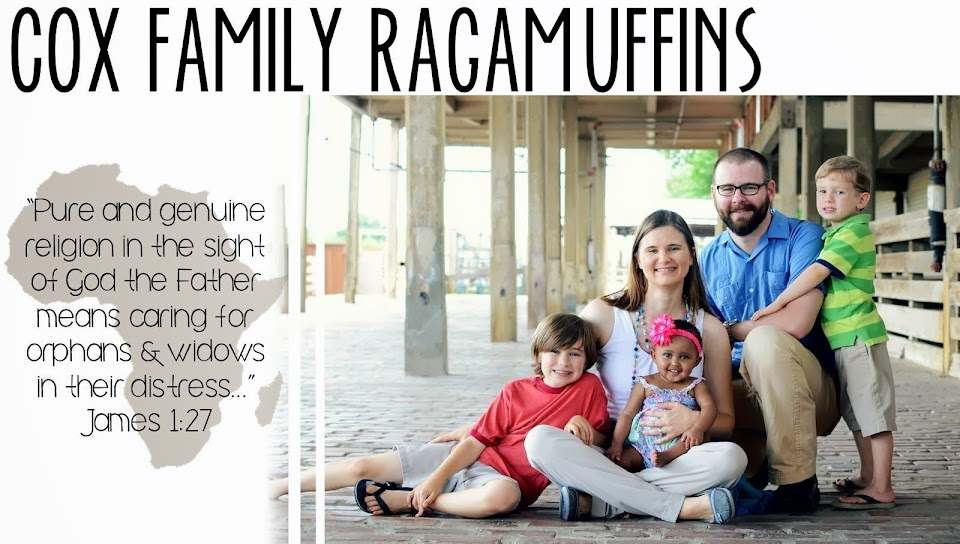 the cox family ragamuffins