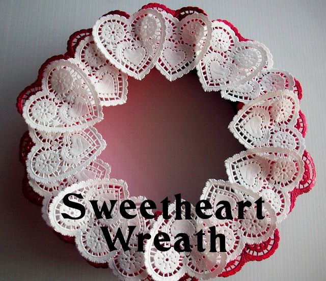 Sweetheart+Wreath Sweetheart Wreath