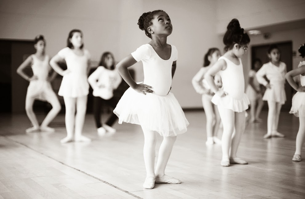 Racism within ballet