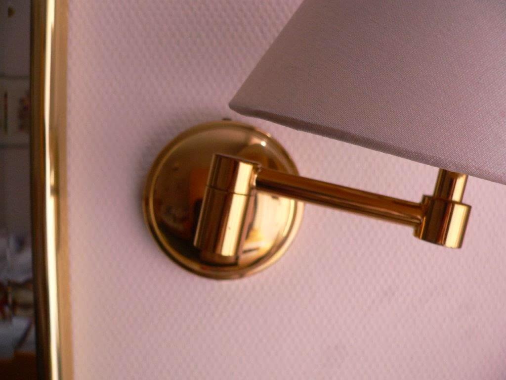Wandlampe schief Rehaklinik Bad Wildungen