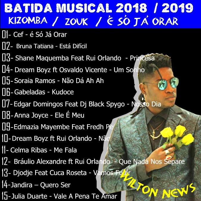 Batida Kizomba & Zouk 2018\2019