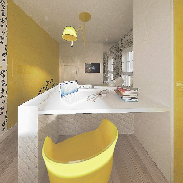 4 mẫu phòng ngủ đẹp cho trẻ em tại dự án Central Point Mỹ Đình 3