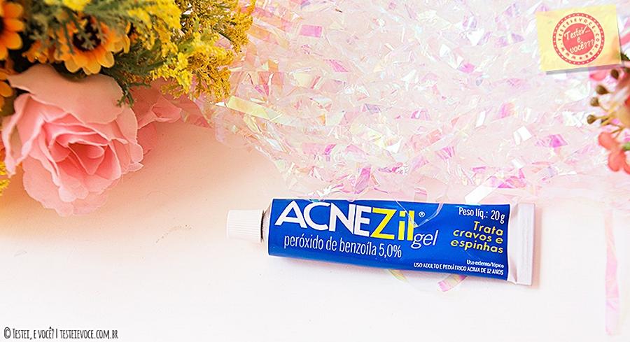Gel Peróxido de Benzoíla 5,0% - Acnezil
