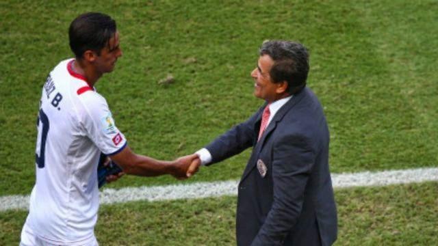 Costa Rica pistolea a 3 campeones mundiales.