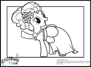 new mlp pinkie coloring pages