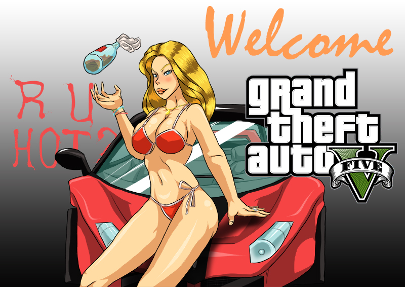 Welcome GTA V