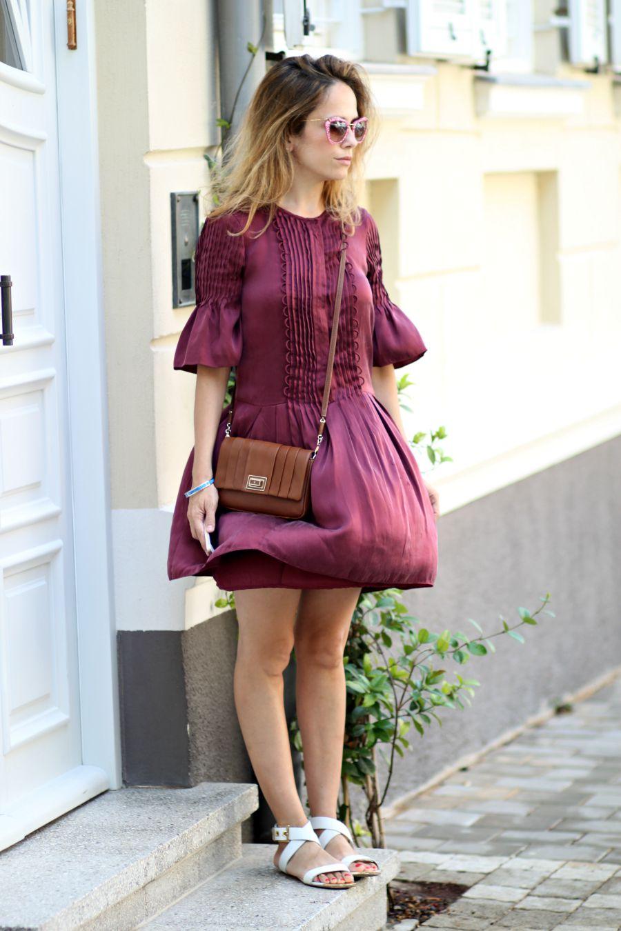 isabelmarant, satindress,daytimewear,ootd,fashionblog,telavivfashion,telavivstreetstyle,summer2015
