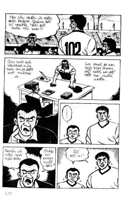 Jindodinho - Đường Dẫn Đến Khung Thành III Tập 26 page 120 Congtruyen24h