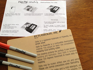Olive Tree Genealogy Blog: Using the Flip-Pal Mobile Scanner Sketch Kit - It's a Winner