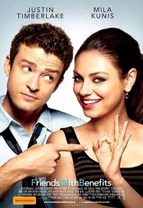 "Review of film: ""FRIENDS WITH BENEFITS"". Earlier this year, Ashton Kutcher ..."