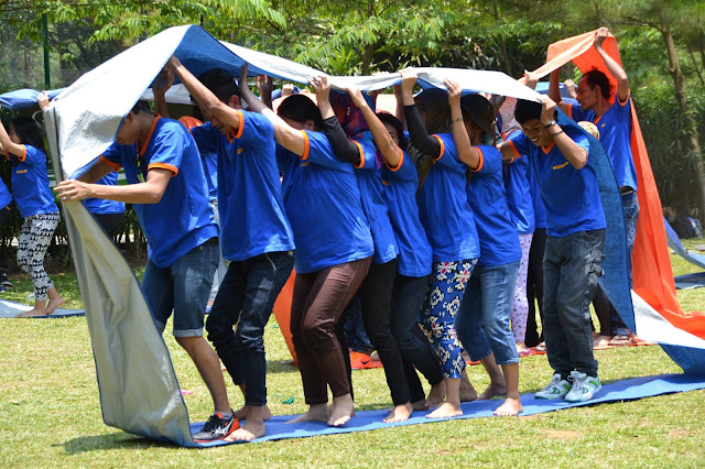 Outbound puncak catha management services