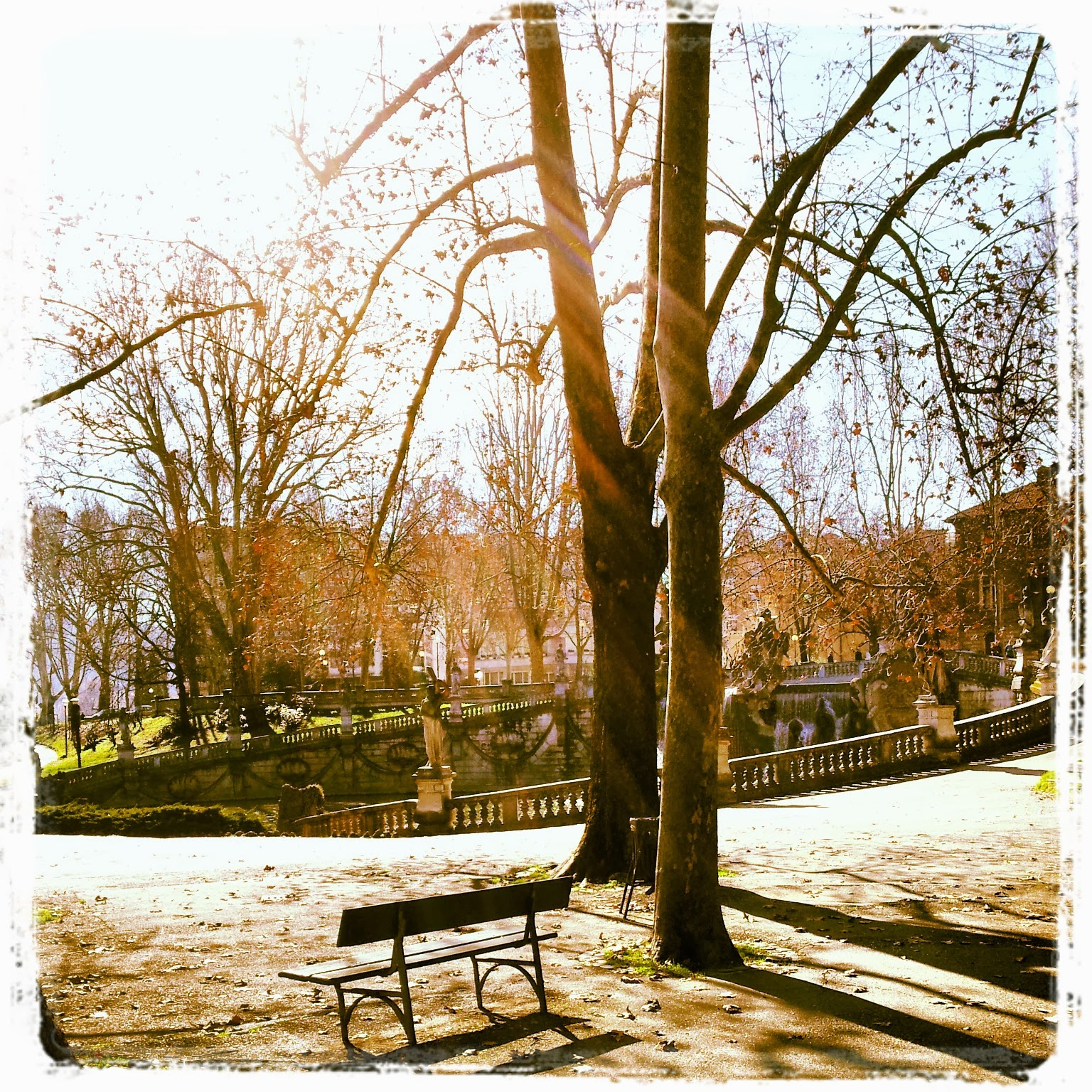 Valentino Park, Turin