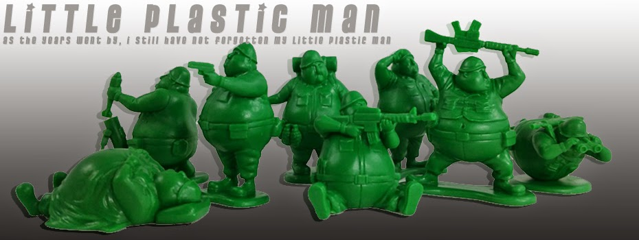 Little Plastic Man
