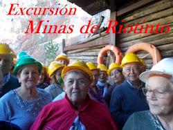 EXCURSIÓN MINAS DE RIOTINTO