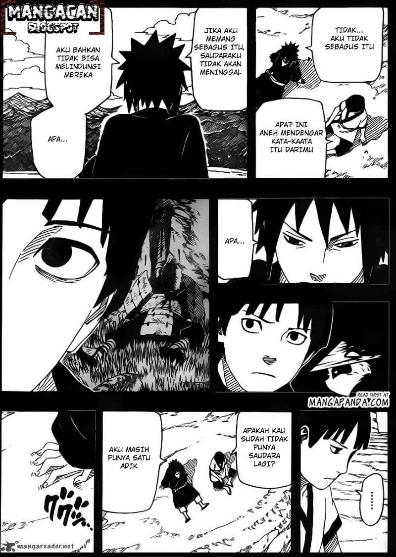 Komik naruto 623 - Pandangan 624 Indonesia naruto 623 - Pandangan Terbaru 6|Baca Manga Komik Indonesia|Mangacan