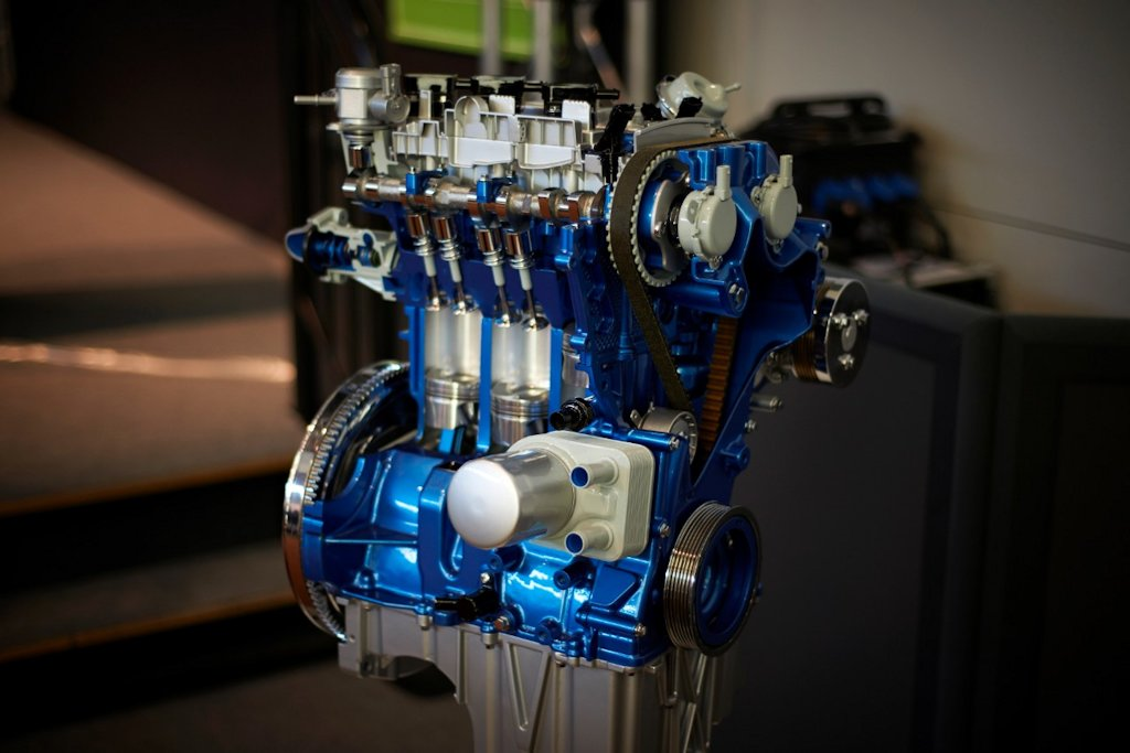 5 3 the latest example of the engine downsizing trend just rolled off the line in europe