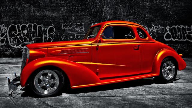 chevrolet 1937 Carros Antiguos