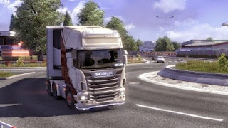 Euro Truck Simulator 2 (2013) v1.7.0.48147 Repack by z10yded [Gold Bundle] Game PC