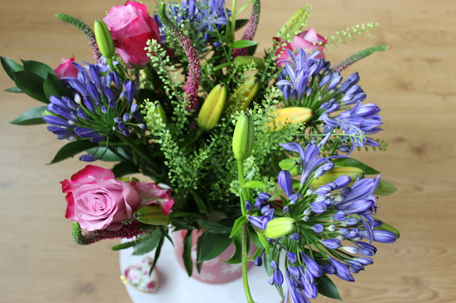 Picture of Blossoming Gifts Autumn Breeze Bouquet