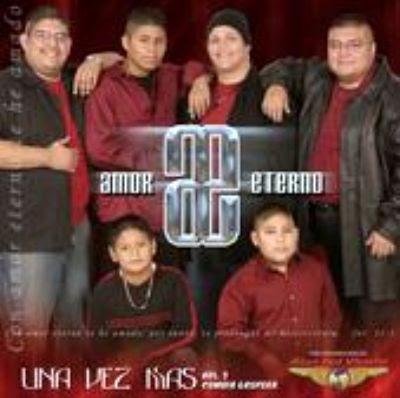 Amor Eterno - Una Vez Mas (Album) (2008)