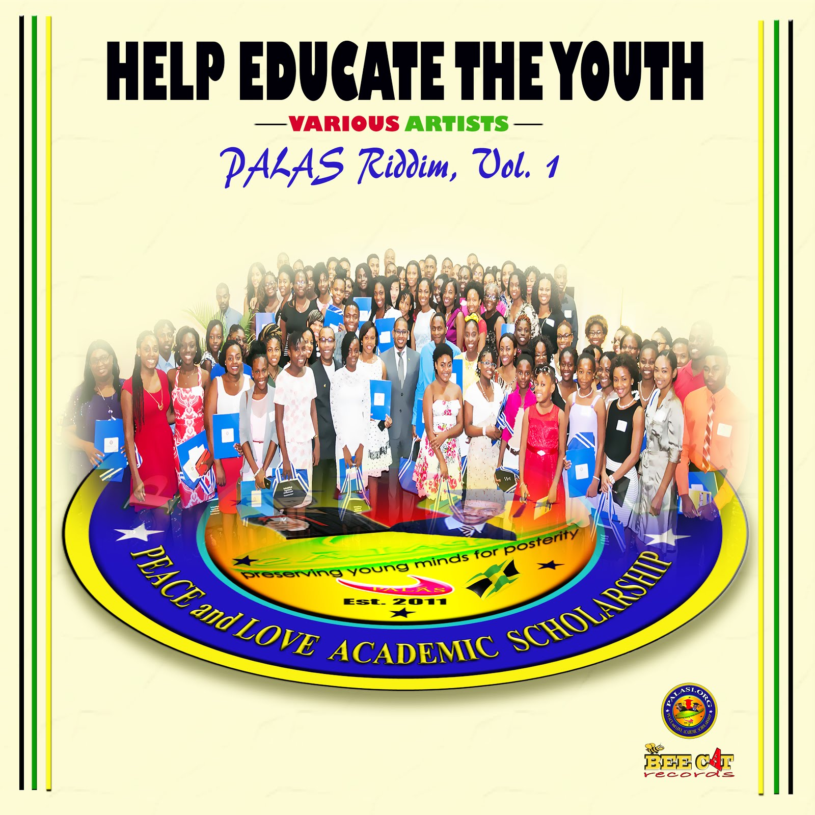 RULA BROWN - Help Educate the Youth, PALAS Riddim Vol. 1 Click Pic Below To Purchase $9.99
